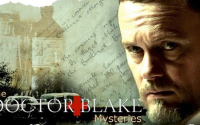 DR BLAKE FINISHES FILMING SERIES THREE